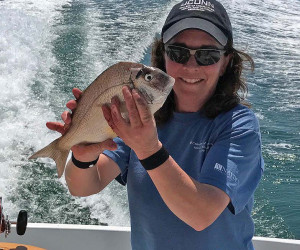Big Porgy on Southbound Charters in CT