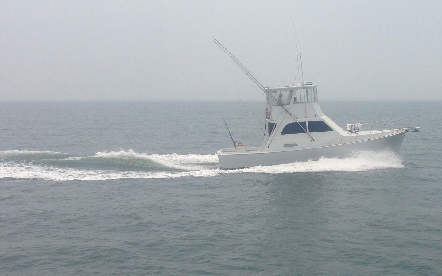 Southbound charters llc waterford ct for Ct fishing charters